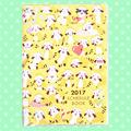 画像 プチラスカルデザインの2017年スケジュール帳が発売!