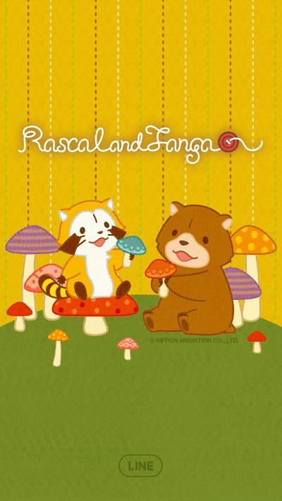 ラスカル&タンガ