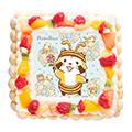 画像 ラスカルケーキ イベント特別デザインが登場!