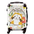 画像 ラスカルデザインのスーツケースとリュックが発売開始!