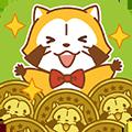 画像 ラスカルのアプリゲーム「メダル落とし - プチラスカル」配信中!