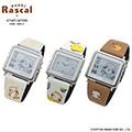 画像 【更新】プレミアムバンダイで、デジタル腕時計「ラスカル × Smart Canvas」予約開始!