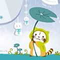 画像 きせかえ×キセカエ「ラスカル*雨あそび」配信!