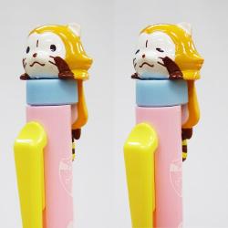 プチラスカル マスコット付きボールペン(2種) 商品画像