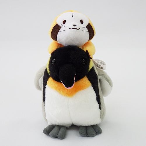のっかりマスコット(ラスカル&キングペンギン) 商品画像