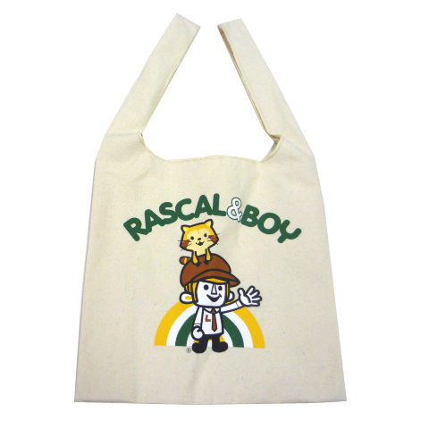 RASCAL×Laundry トートバック 商品画像