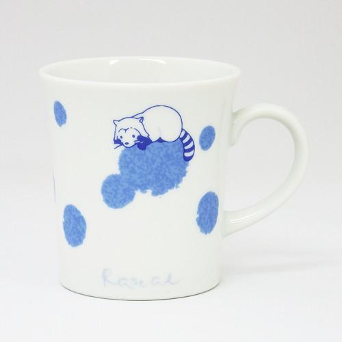 和柄 シャボン玉 マグカップ 商品画像