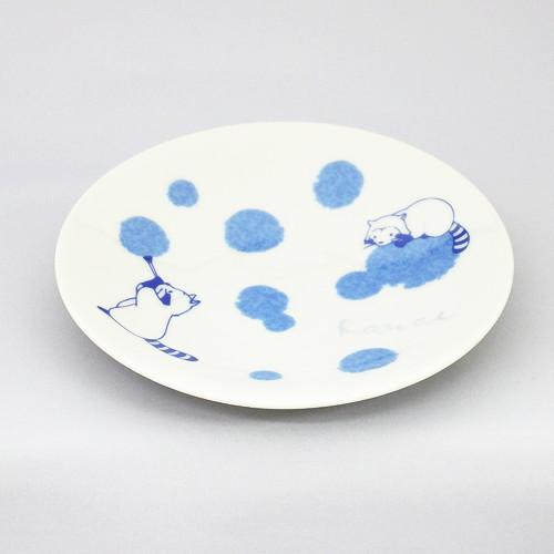 和柄 シャボン玉 小皿 商品画像