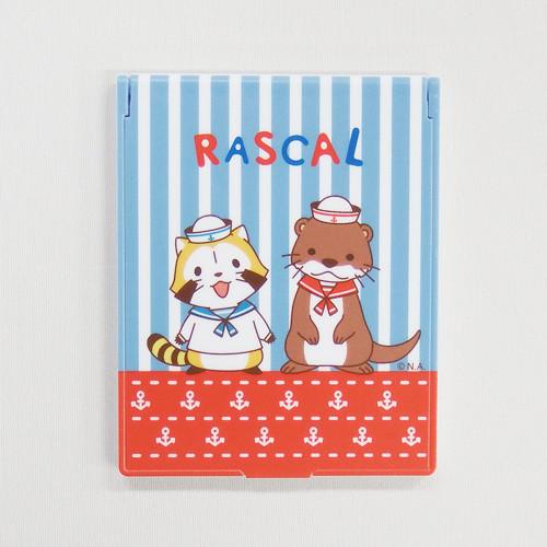 ミラー(ラスカル&カワウソ) 商品画像