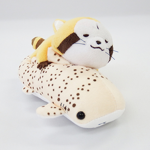 のっかりマスコット(ラスカル&トラフザメ) 商品画像