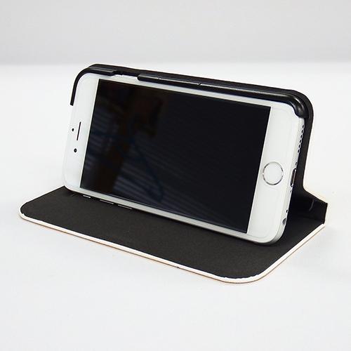 iPhone6フリップケース(ボーダー) 商品画像