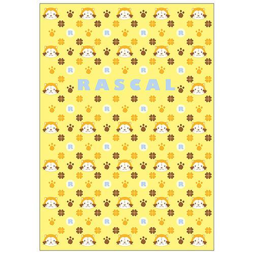ラスカルA5ノート(モノグラム) 商品画像