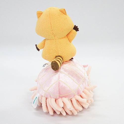 のっかりマスコット(ラスカル&グソクムシ・ピンク) 商品画像