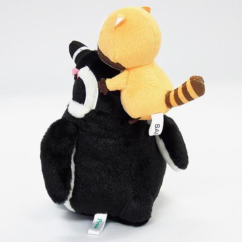 のっかりマスコット(ラスカル&マゼランペンギン) 商品画像