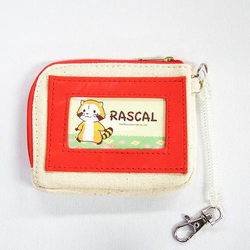プチラスカル パスケース(レッド) 商品画像