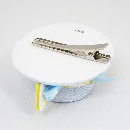 帽子型ヘアピン(ラスカルスイーツブルー) 商品画像