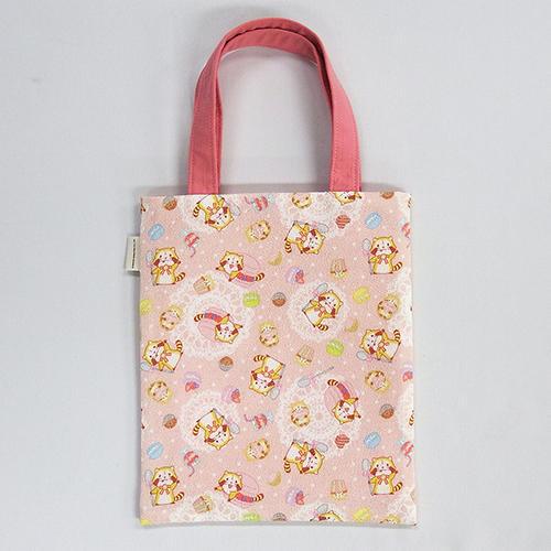 ちりめん・ぷちバッグ(ピンク) 商品画像