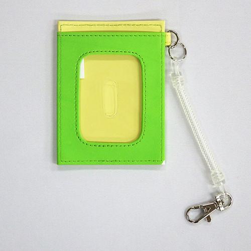 シングルパスケースC(グリーン) 商品画像