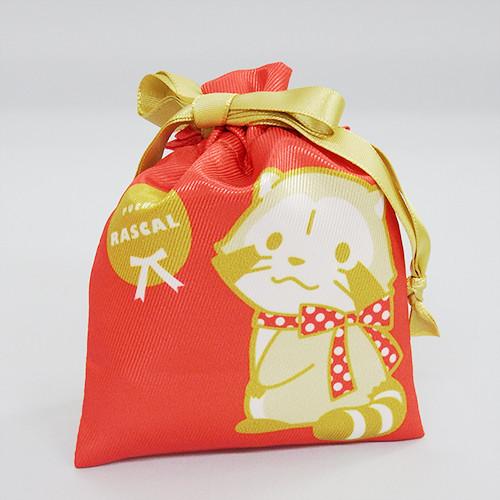 リボンラスカル リボン巾着/小 商品画像