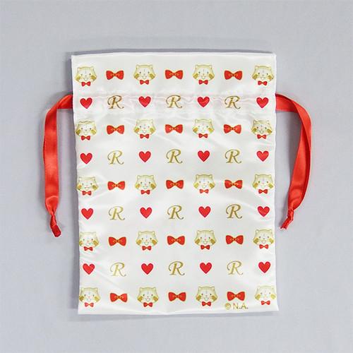 リボンラスカル リボン巾着/大 商品画像