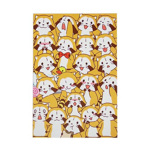 プチラスカル ポストカード(集合) 商品画像