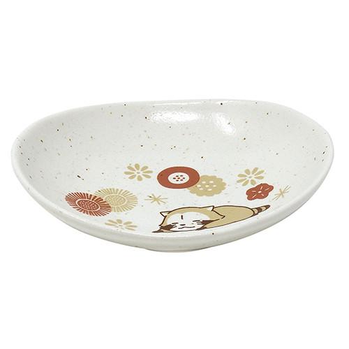 和あそび 楕円皿 商品画像