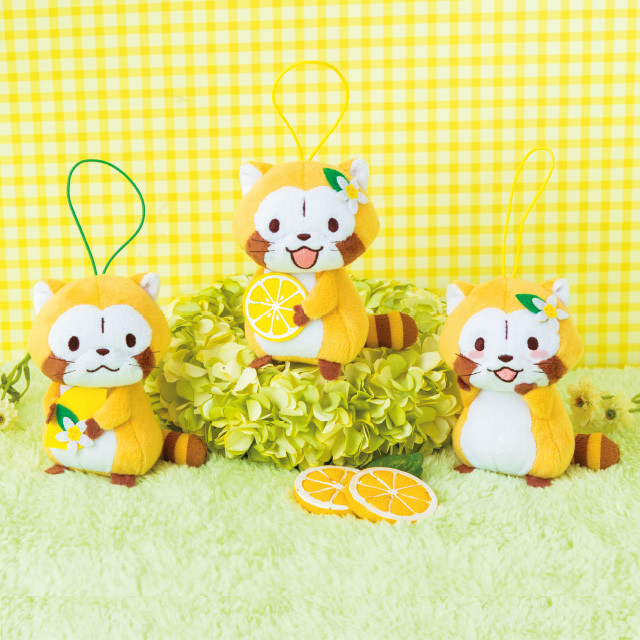 プチラスカル レモンマスコット 商品画像