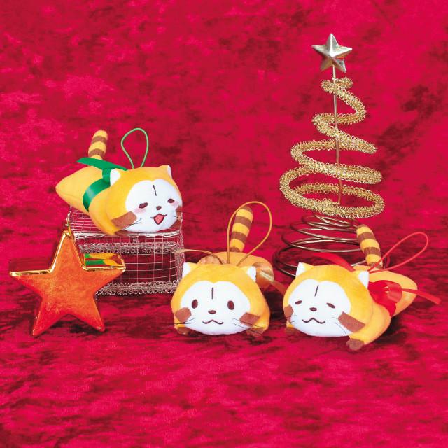 寝そべりプレゼントマスコット 商品画像