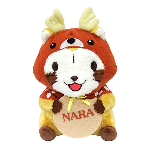 奈良限定 「鹿」ぬいぐるみ 商品画像