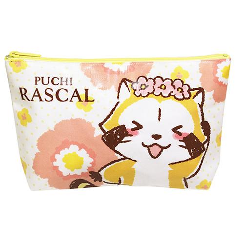 プリントポーチ(花かんむり) 商品画像