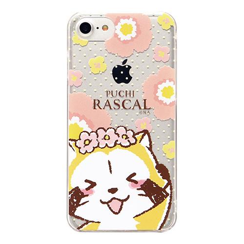 iPhone7対応ハードケース(花かんむり) 商品画像