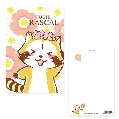 ポストカード(花かんむり) 商品画像