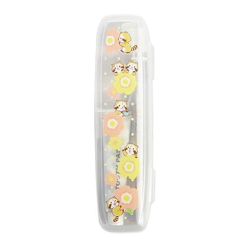ハブラシトラベルセット(花かんむり) 商品画像